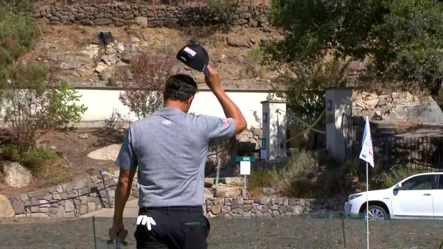 Today's Top Plays: Adam Scott's 54-foot eagle putt for the Shot of the Day