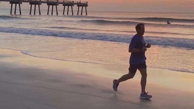 Korn Ferry Tour staffer Tommie Sheridan trains for virtual Boston Marathon to fight cancer