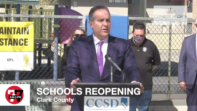 Las Vegas Review Journal News | CCSD announces plan to return all grade levels