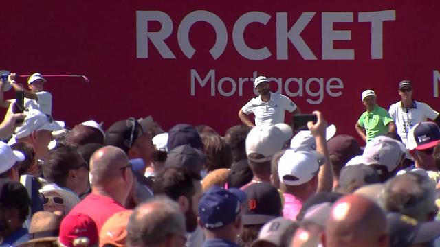 Celebrities, players and fans excited for Detroit to make its PGA TOUR debut