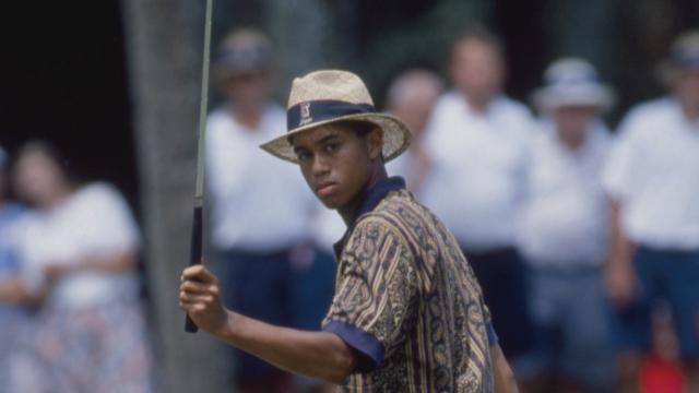 Tiger Woods on 1994 U.S. Amateur win at TPC Sawgrass