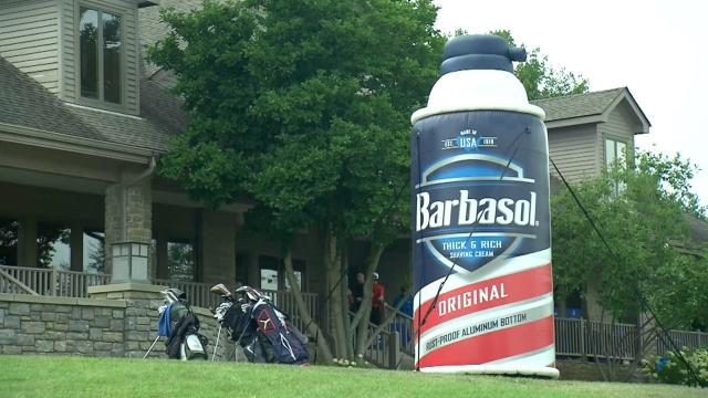 Jim Herman leads by one at Barbasol