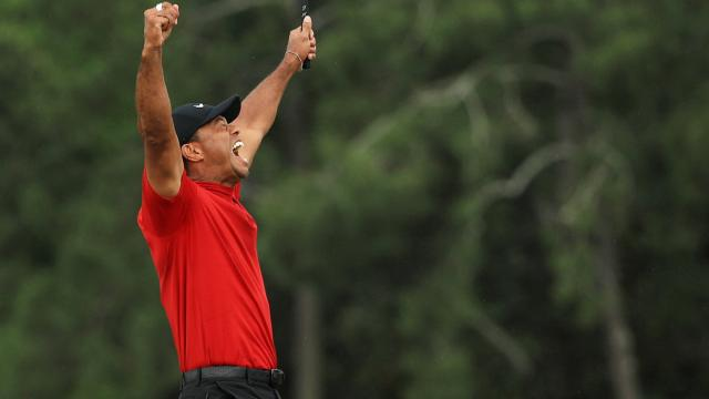 Tiger Woods chases 82nd win at PGA Championship