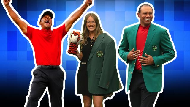 Tiger grabs his 81st win, Masters fashion and Bryson and JT ace No. 16