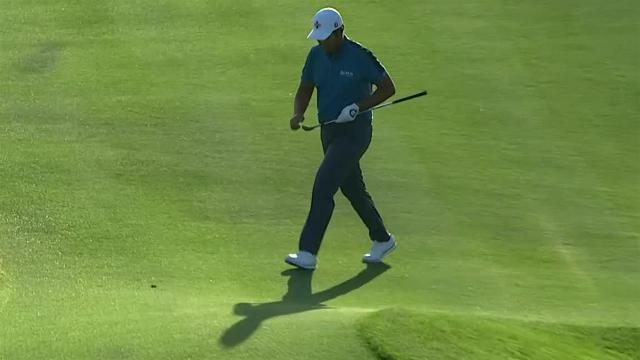 Byeong Hun An's 79-foot chip shot at THE PLAYERS
