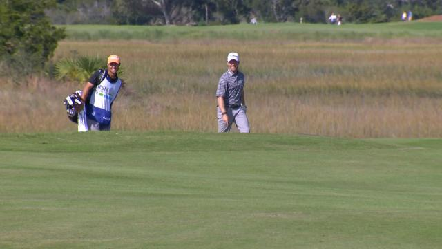 Today's Top Plays: Tyler Duncan's 106-yard eagle for the Shot of the Day