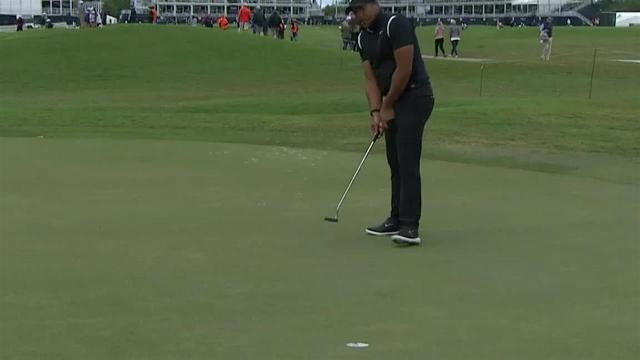 Jhonattan Vegas opens with birdie at Houston Open