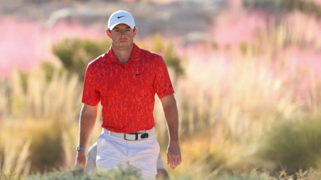 Rory McIlroy's Round 4 highlights from THE CJ CUP