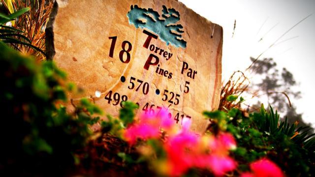 No. 18 at Torrey Pines' South Course poses Risk Reward