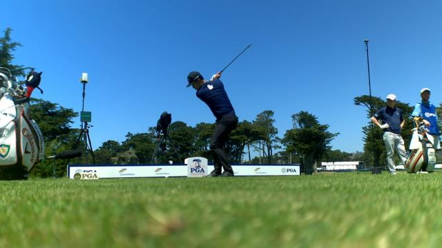 Kevin Na's near ace on No. 3 at PGA Championship