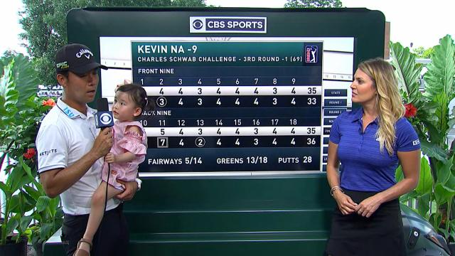 Kevin Na's interview after Round 3 of Charles Schwab