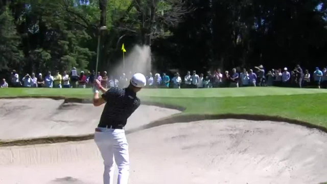 Justin Thomas gets up-and-down from bunker at WGC-Mexico