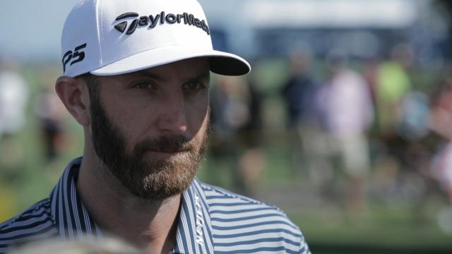 Dustin Johnson on being in his home state before RBC Heritage