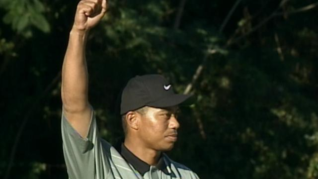 Today's Top Plays: Tiger Woods' best shots of the decade: 1996-1999