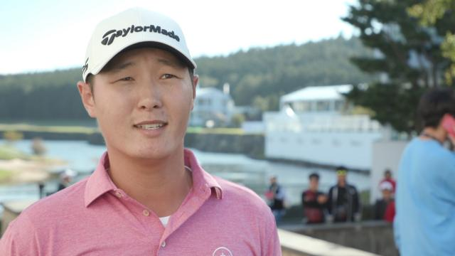 Danny Lee comments after Round 3 of THE CJ CUP