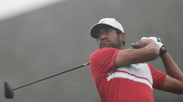 Finau dials up the swing speed, Tiger keeps cut streak alive
