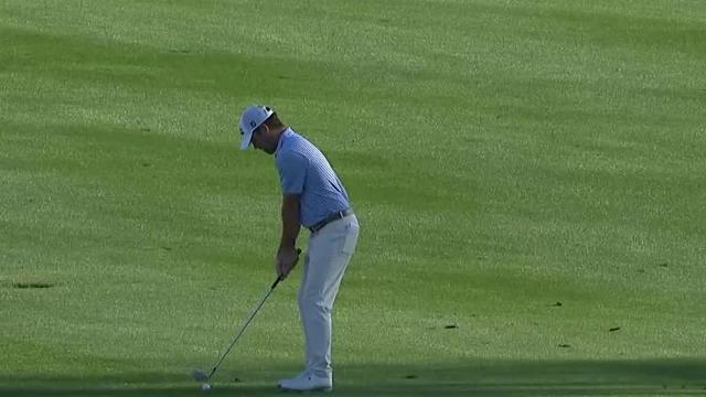 Robert Streb stick approach to set up closing birdie at The American Express