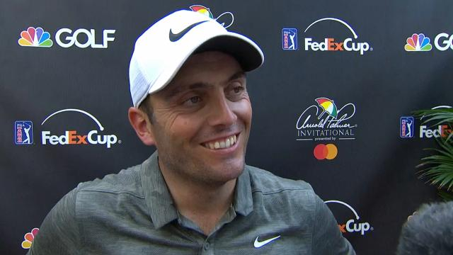 Francesco Molinari's interview after Round 4 of Arnold Palmer