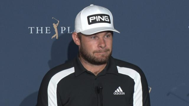 Tyrrell Hatton on his API win before THE PLAYERS