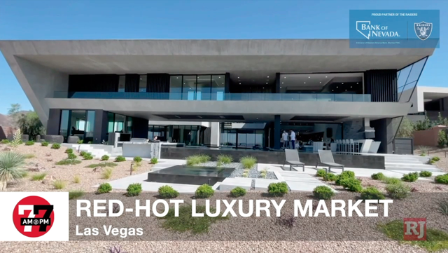 LVRJ Business 7@7 | Las Vegas brokers amazed by sales activity in luxury housing