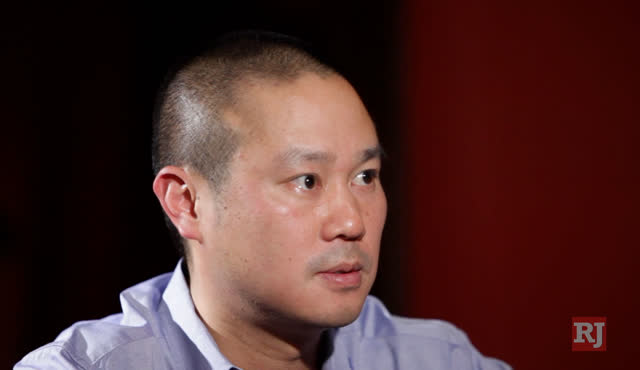 Las Vegas Review Journal News | Tony Hsieh dead at 46