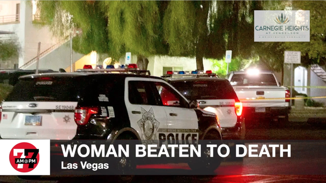 Las Vegas Review Journal News | Neighbor beats woman to death in 'unprovoked' attack