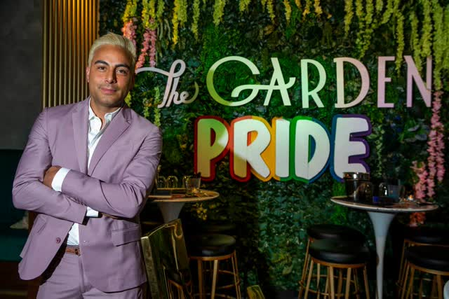 LVRJ Entertainment 7@7   In the Arts District, The Garden finds success