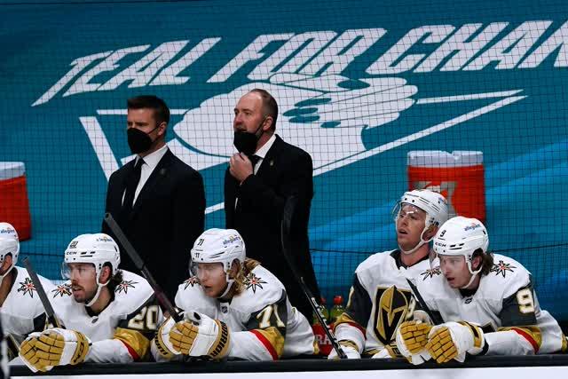 Las Vegas Review Journal Sports | Golden Knights shutout rival Sharks, 4-0