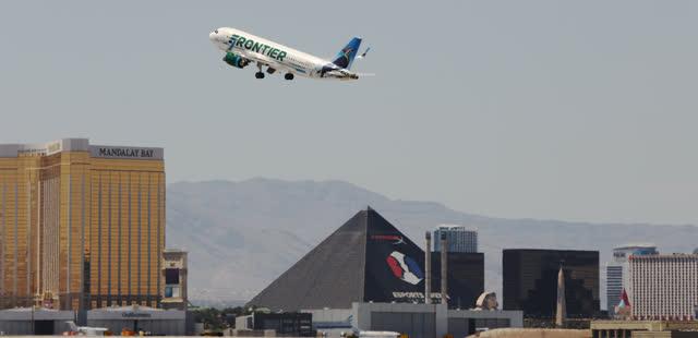 LVRJ Business 7@7 | Frontier adds new flight destinations from Vegas