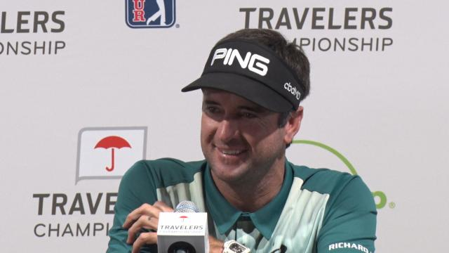 Bubba Watson comments before Travelers
