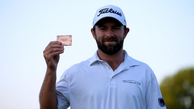 PGA TOUR   Get to know: Cameron Young