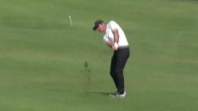 Paul Casey's approach to 5 feet leads to birdie at WGC-Mexico