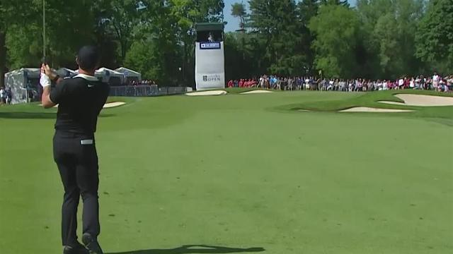 Rory McIlroy's solid approach yields 10-inch birdie at RBC Canadian