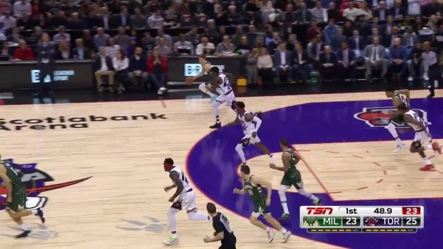 Toronto Raptors superfan Drake is back trolling the Milwaukee Bucks