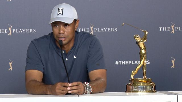 Tiger Woods on what it takes to win THE PLAYERS
