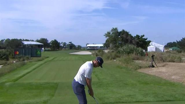 Seamus Power's near ace at The RSM Classic