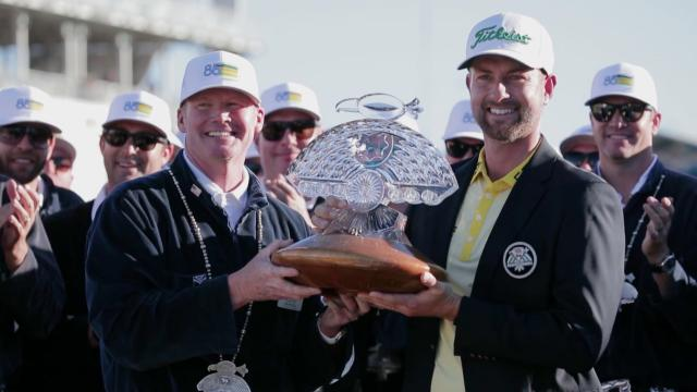 Webb Simpson wins 2020 Waste Management Phoenix Open