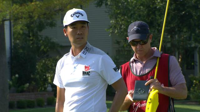 Kevin Na's Round 1 highlights from The Greenbrier