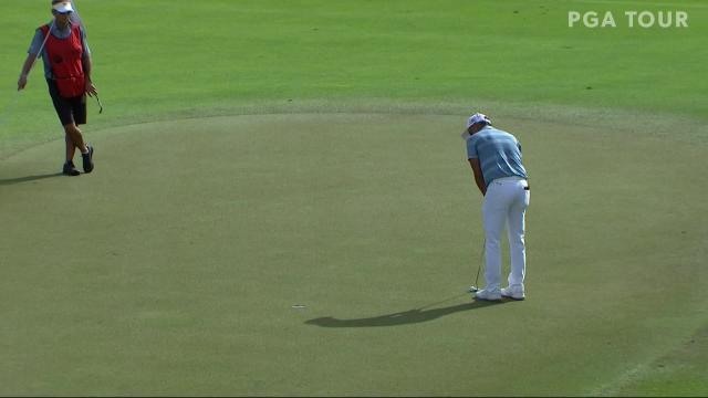 PGA TOUR | Rickie Fowler birdies No. 7 in Round 2 at Mayakoba
