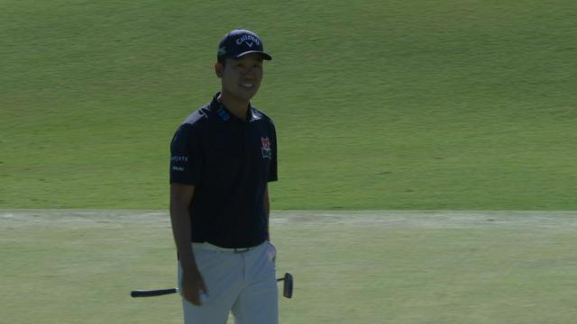 Kevin Na's Round 3 highlights from Shriners