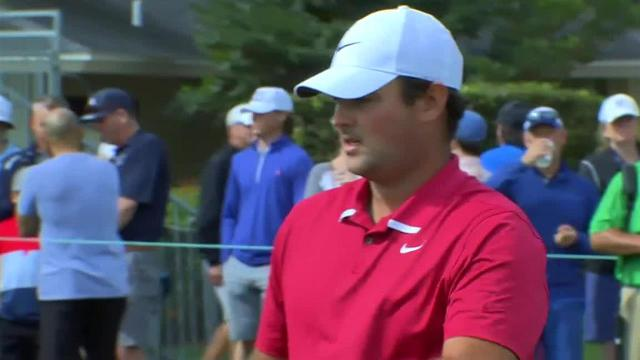 Patrick Reed uses nice approach to set up birdie at Arnold Palmer