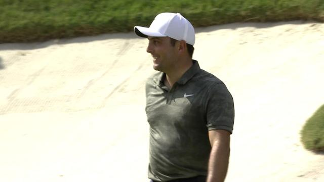 Francesco Molinari Round 4 highlights from Arnold Palmer
