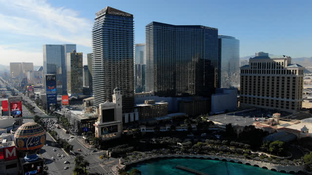 Las Vegas Review Journal News | Several Las Vegas hotels offering COVID-19 tests for guests