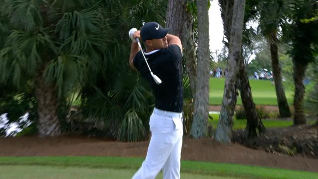 Brooks Koepka Round 2 highlights from Honda