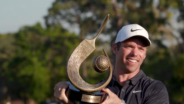 Paul Casey's winning highlights from Valspar