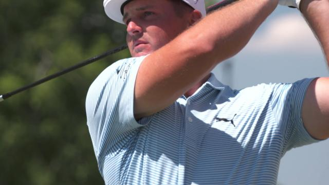 Players discuss Bryson DeChambeau's physical transformation in 2020