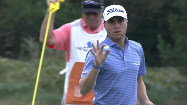 Justin Thomas leads by two after 36 at THE CJ CUP