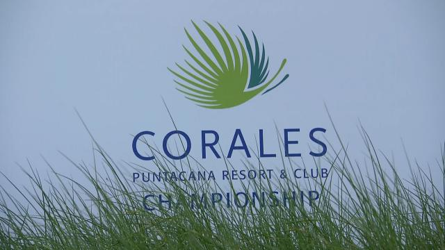 Sungjae Im takes the solo lead in Corales Puntacana