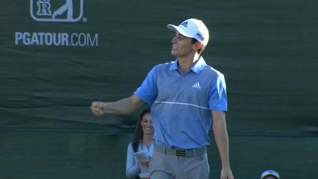 Joaquin Niemann wins by six at The Greenbrier