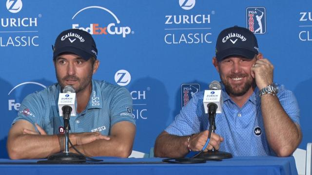 Kisner & Brown, the best and worst before Zurich Classic